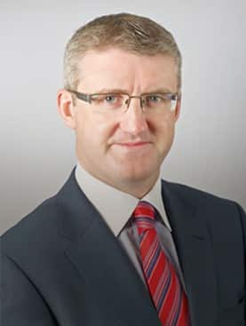 Frank Doherty Owner of Doherty Solicitors - Personal Injury Claims Solicitors